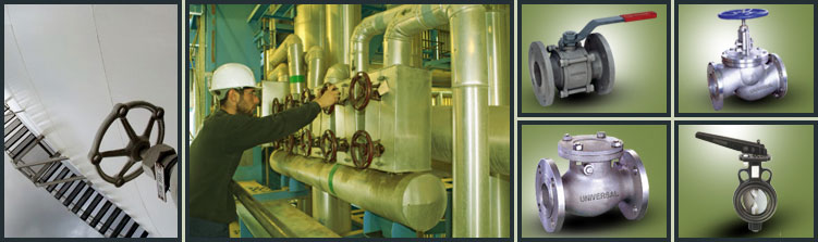 Universal Engineering.... The best valve manufacturers & suppliers